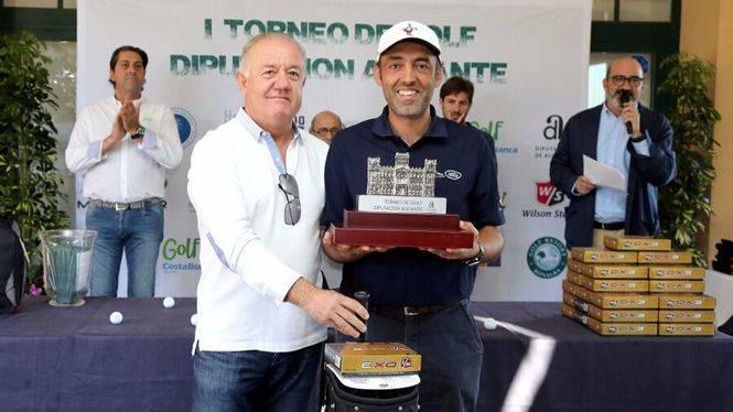 Entregados los premios del I Trofeo de Golf Diputación de Alicante