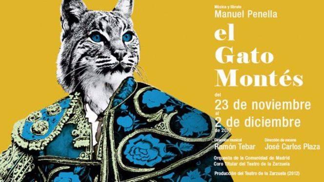 """""""El Gato Montés"""" vuelve al Teatro de la Zarzuela con todos los honores"""