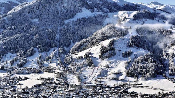 Kitzbühel, ciudad medieval catedral del esquí alpino