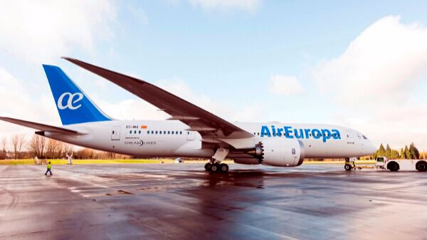Air Europa se suma al Black Friday con descuentos de hasta el 30%