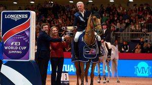 Madrid Horse Week . Infanta doña Elena