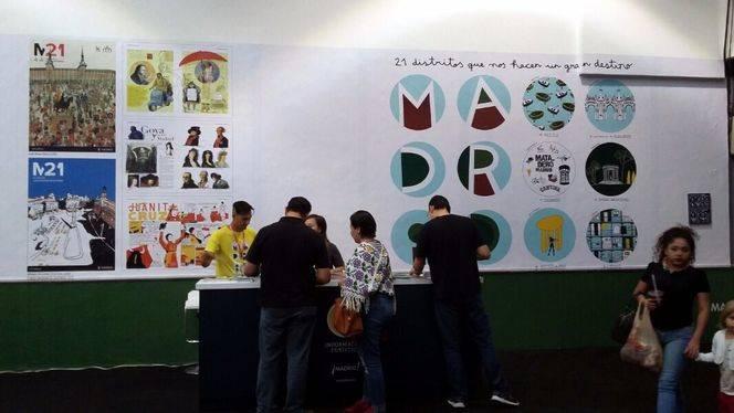 Madrid se promociona en la FIL como destino turístico