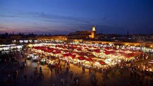 Fna Marruecos