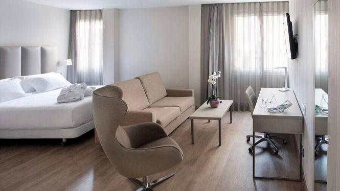 NH Murcia renace convertido en referente de la ciudad