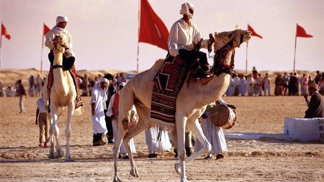 El sur de Túnez celebra el Festival Internacional del Sahara
