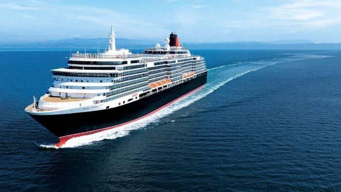 Las cifras del crucero Queen Victoria para quince días de viaje