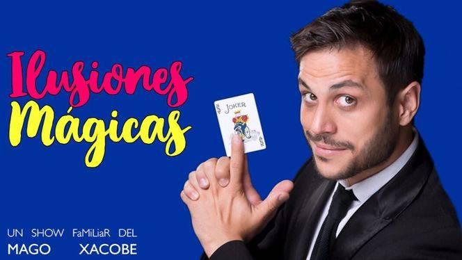 Teatros Luchana, parada mágica en la Navidad madrileña con el Festival de Magia Familiar