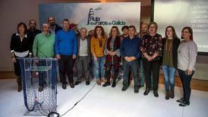La Ruta de los Faros de Galicia se presentó en Madrid