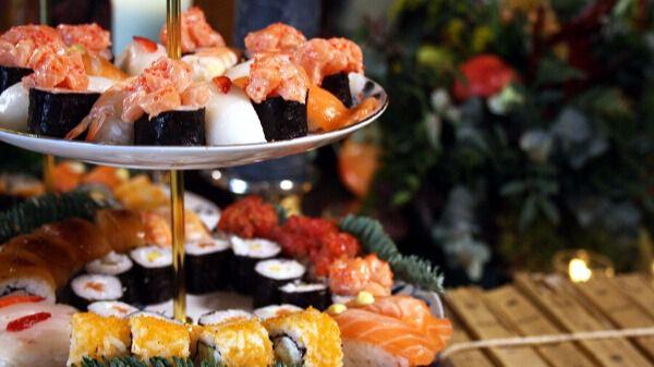 Sushita sortea 100 kilos de sushi para una cena de Navidad