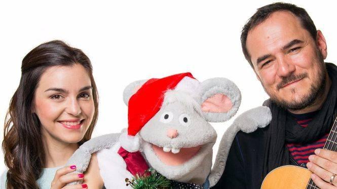 Concierto de Navidad de Emma y Oliveiro con Ismael Serrano