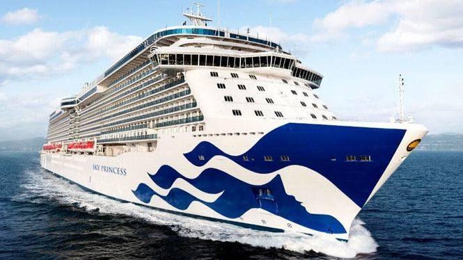 El Sky Princess, el nuevo barco de Princess Cruises para 2019