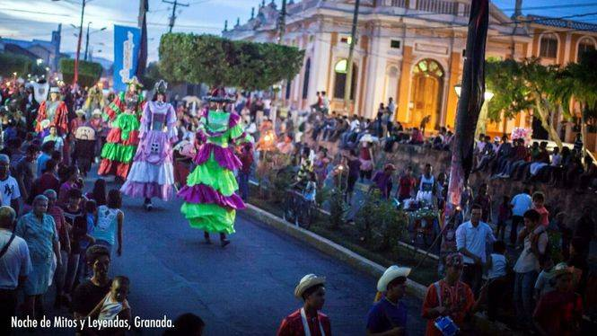 Nicaragua celebra la Griteria
