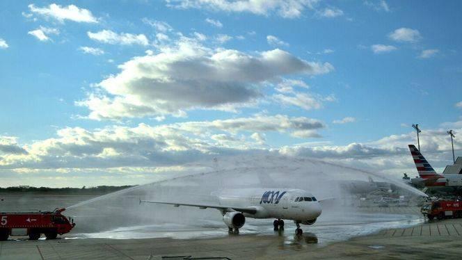 Joon inicia sus operaciones en el aeropuerto de Barcelona-El Prat