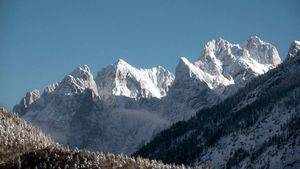 Paisajes de invierno Kufsteinerland