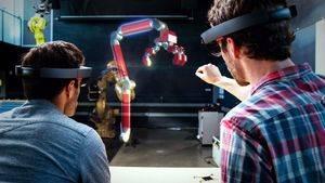 HoloLens. Autodesk Fusion