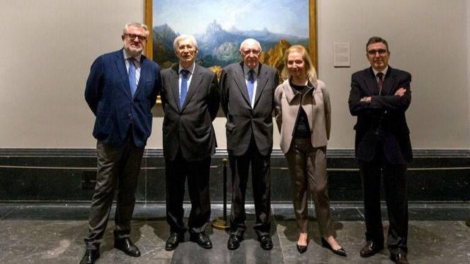 La donación Óscar Alzaga en el Museo del Prado