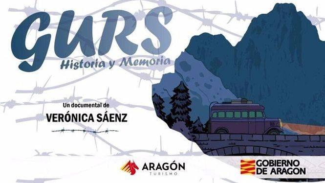 Presentación del documental 'Gurs, Historia y Memoria'