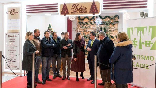 Bahía Sur apoya a las empresas artesanas de Cádiz