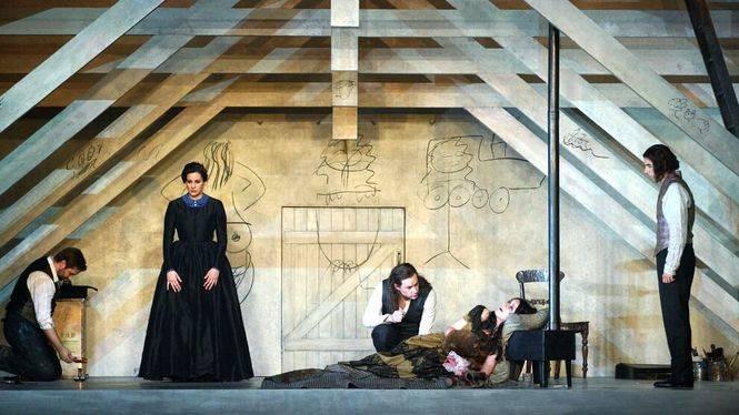 La Bohème, nueva producción del Teatro Real
