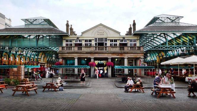 Recorrido por los mejores lugares de compras en Londres
