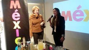 Roberta Lajous Vargas, Embajadora de México y Mireya Gil