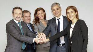 Firma del acuerdo Repsol Microsoft