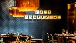 Sala Cafe Comercial