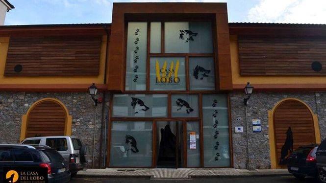 Centro turístico en Belmonte sobre el lobo ibérico