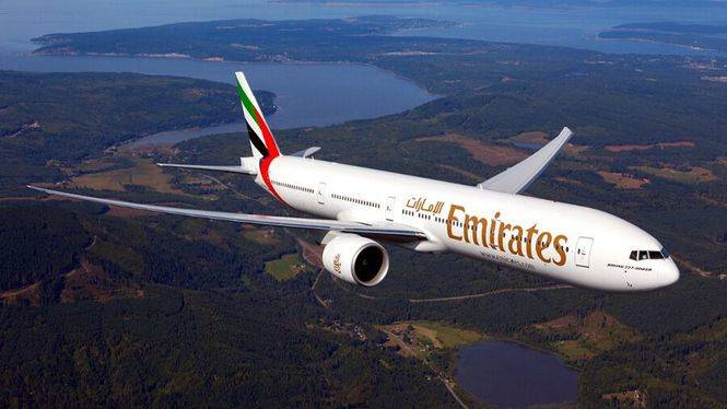Emirates nuevo vuelo Londres Stansted Dubái