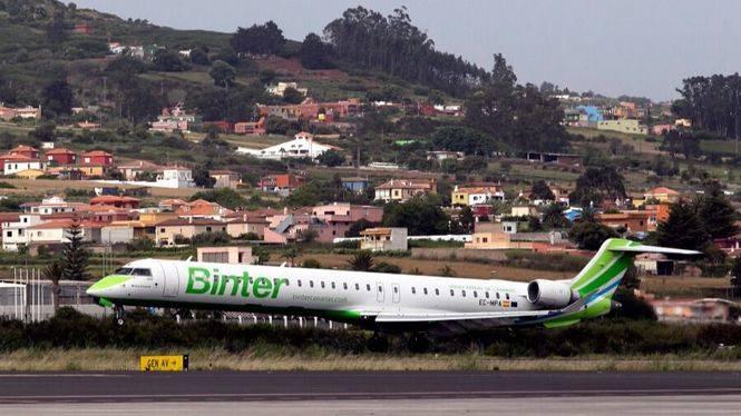 Binter Iberia amplia su acuerdo al mercado interinsular canario