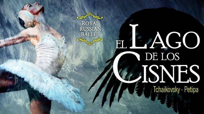 El Royal Russian Ballet interpreta El lago de los cisnes, en El Escorial