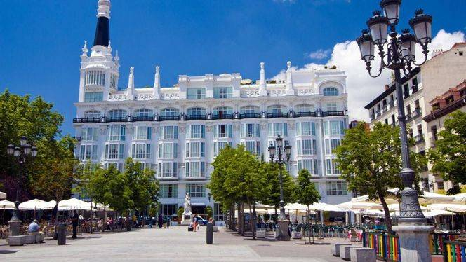 Fin de año en ME Madrid