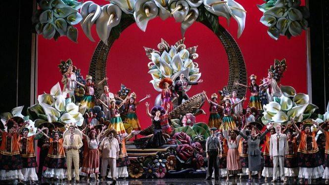 El Teatro de la Zarzuela se despide de 2107 con la gala de navidad 'Zarzuela en plural'