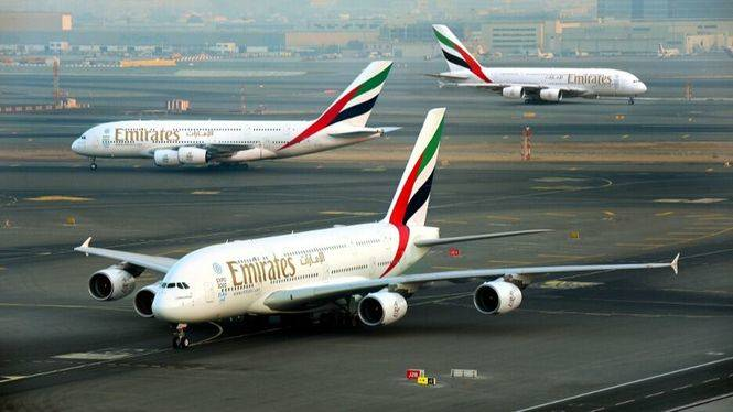 Emirates, resumen del año 2017