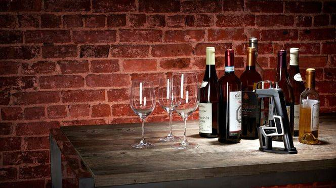 Coravin, el regalo perfecto para los amantes del vino