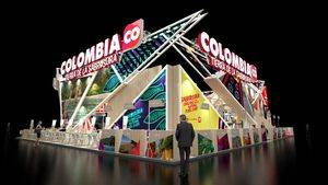 Stand Colombia FITUR 2018