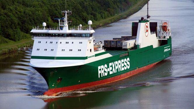 "FRS ha adquirido el buque MV ""Miranda"" para operar en la línea Motril - Tánger Med"