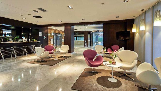 Sercotel Hotels incorpora un nuevo establecimiento junto al aeropuerto de Madrid