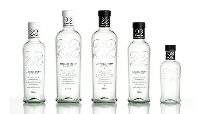 22 Artesian Water, un agua con el que brindar en el Día Mundial del Agua
