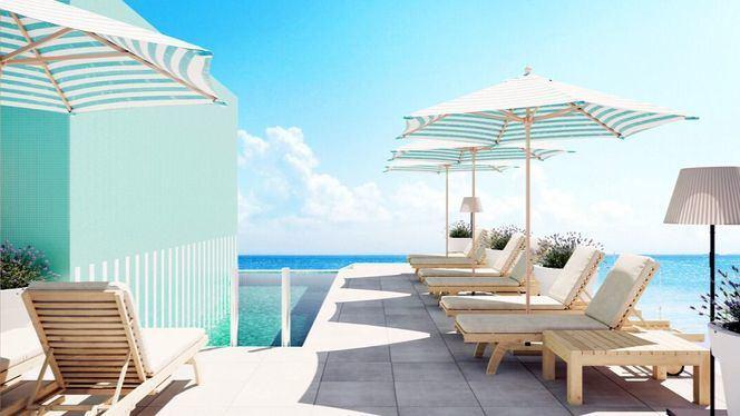 El hotel ME Sitges Terramar abre el día 27 de enero