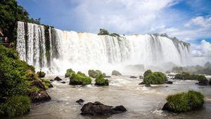 Argentina. Cataratas de Iguazú