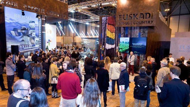 La ruta del vino de Rioja Alavesa en Fitur 2018