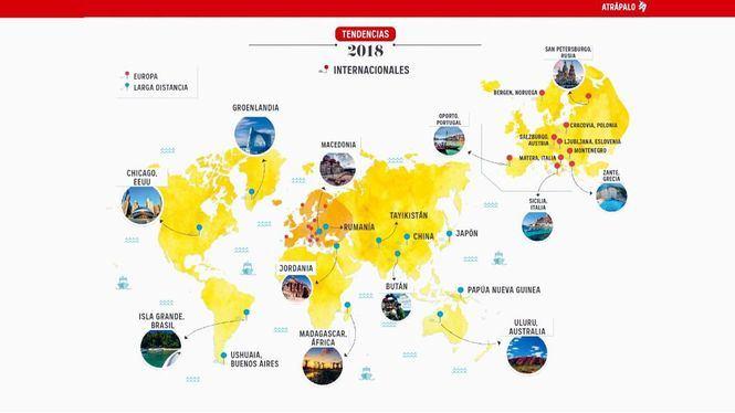 Atrápalo presenta el V informa de Hábitos y Tendencias del Turismo
