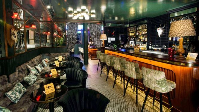 Salmón Gurú, primer bar madrileño que entra en la lista de The World´s Fifty Best Bars