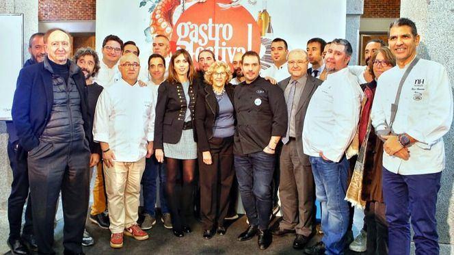 Gastronomía, cultura y solidaridad en la IX edición de Gastrofestival Madrid