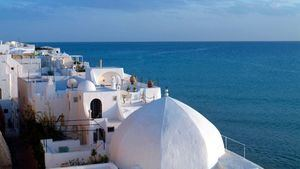 Túnez. Hammamet