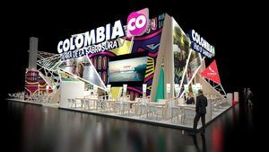 Colombia le pone música a FITUR 2018