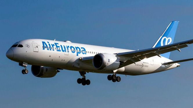 Air Europa suma Sao Paulo a su red de destinos Dreamliner