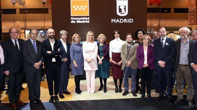 Desde este año se celebrara el Día del Turismo de Madrid el primer sábado de junio