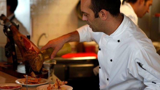 Jose Pizarro promueve la Extremadura Gastronomic Week en Londres